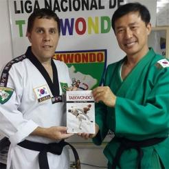 Livro de Taekwondo