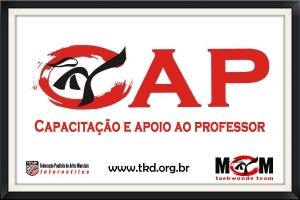CAP - CAPACITAÇÃO E APOIO AO PROFESSOR