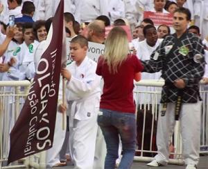 ParaTaekwondo - Institudo Olga Kos